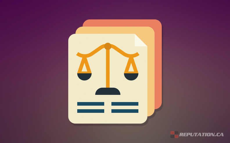 How to Remove Court Cases and Legal Listings from Google