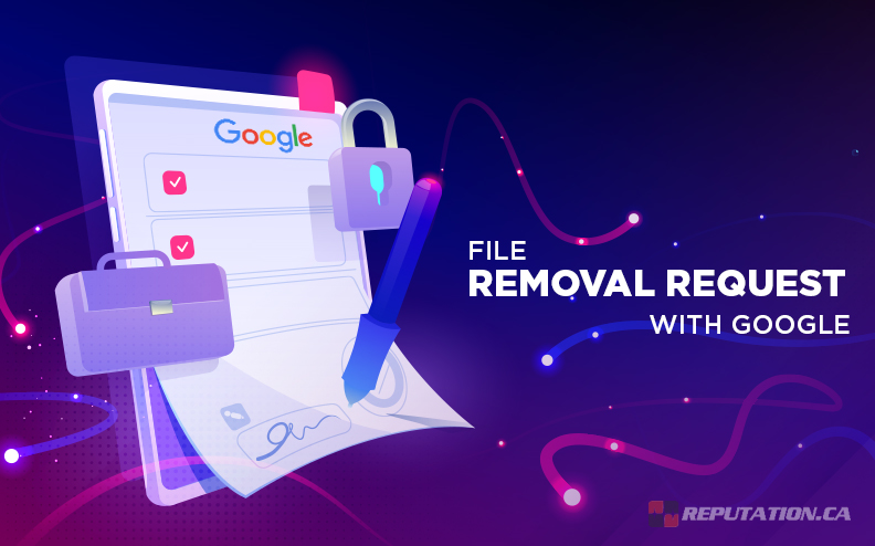 Google Removal Request