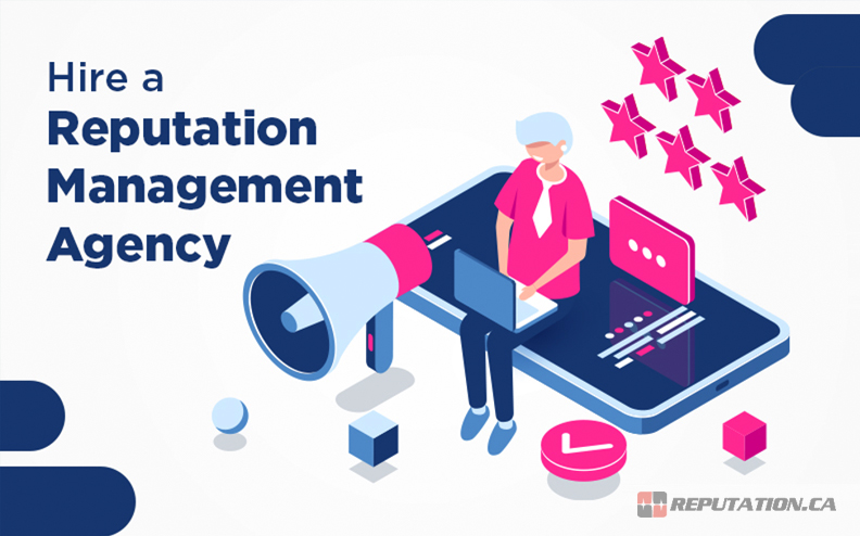 Hire a Reputation Management Agency