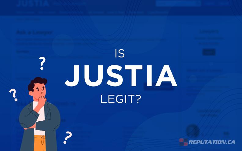 Is Justia Legit