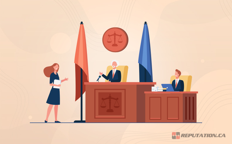 Proceeding With Legal Process