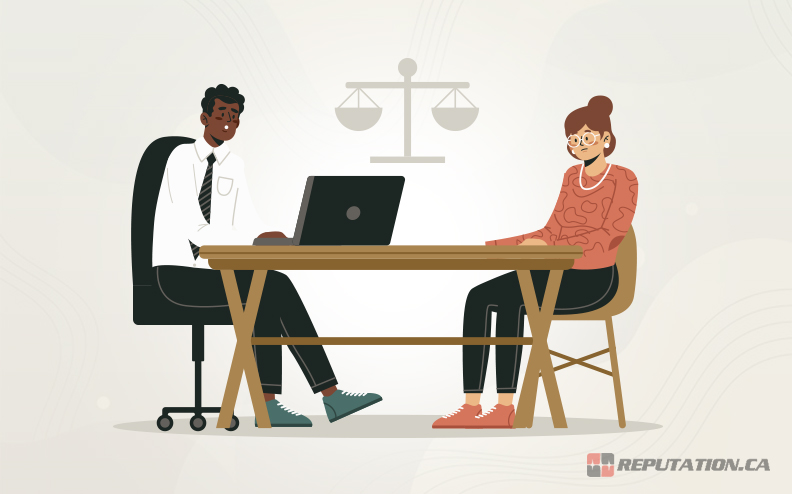 Talking To Lawyer