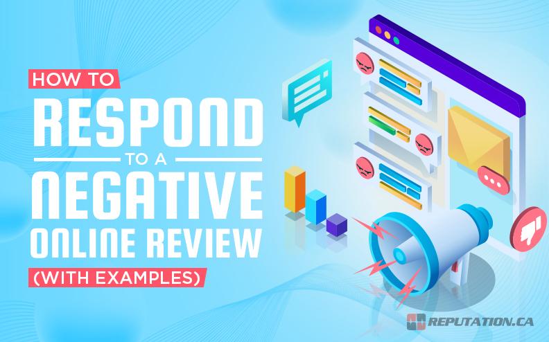 Respond Negative Review