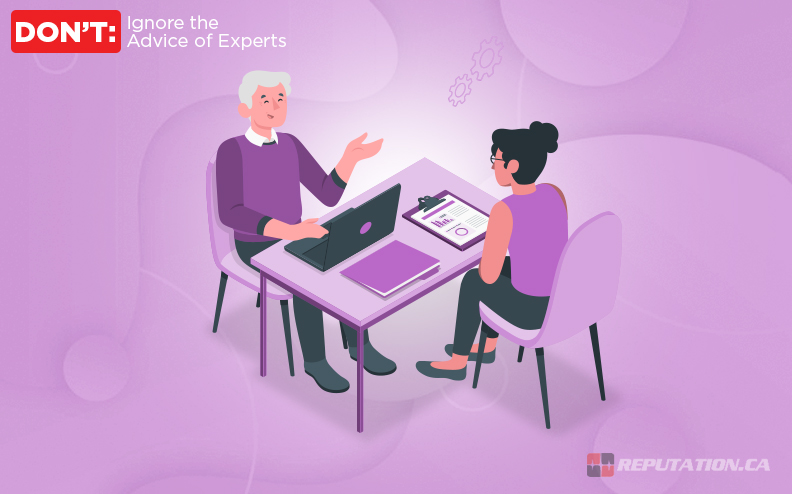 Talking With Expert