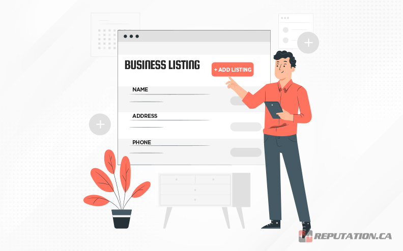 Developing Business Listing