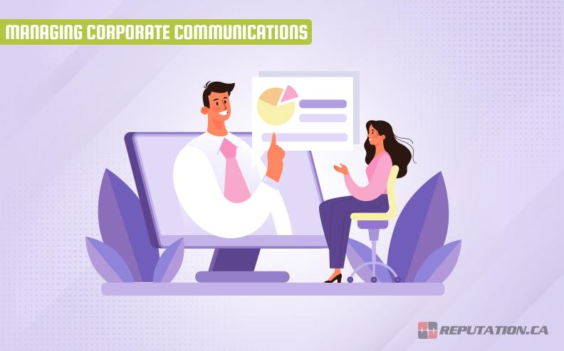 Managing Corporate Communications