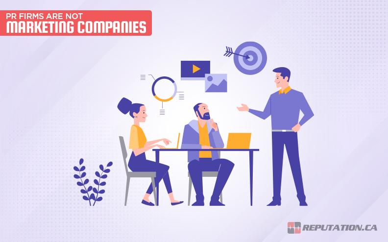 Not Marketing Companies