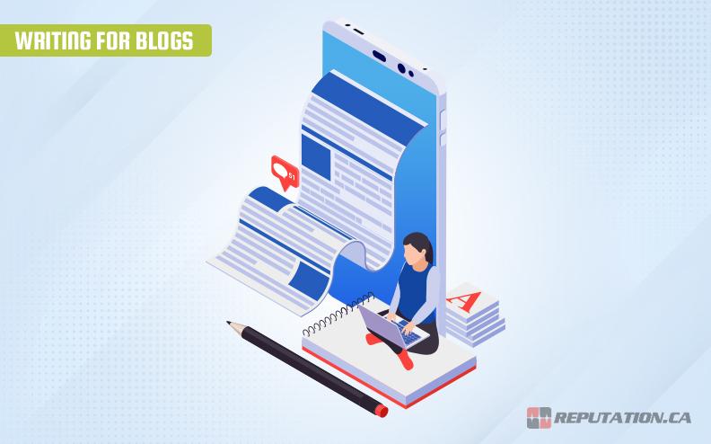 PR Blog Writing
