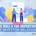 Role Importance Investor Relations