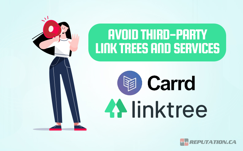 Avoid Link Trees