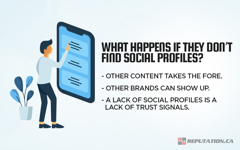 Don't Find Social Profiles