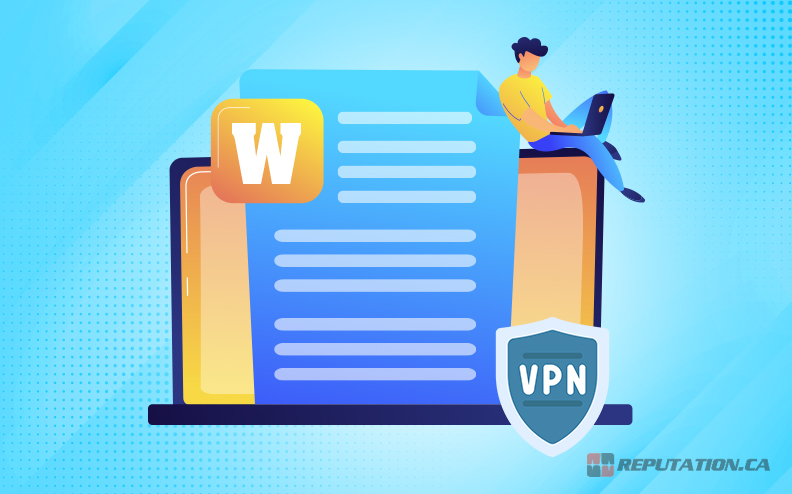 Editing Page with VPN