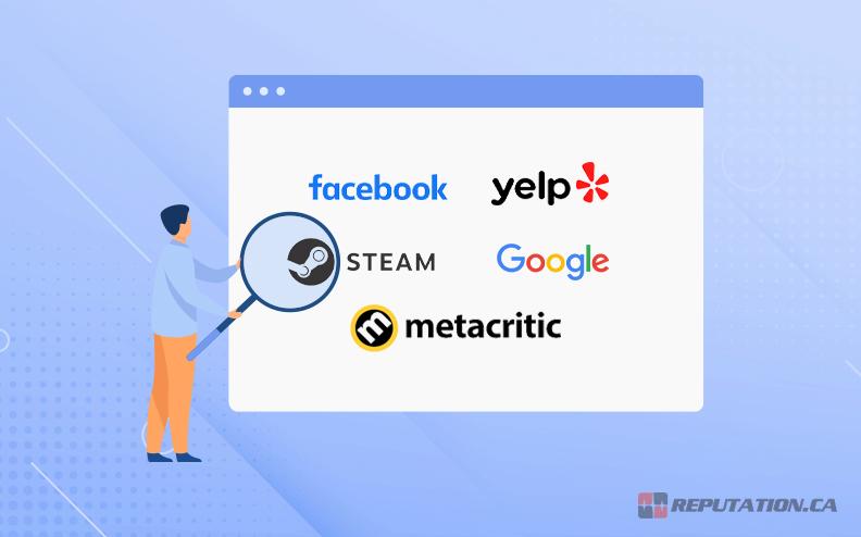 Major Review Platforms