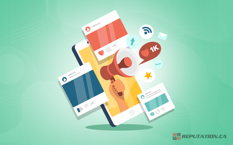 Ranking Social Profiles
