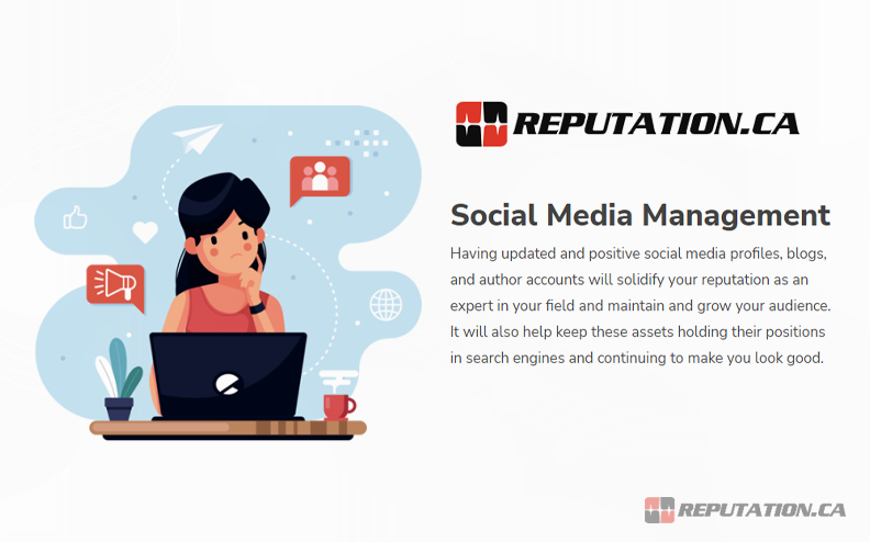 Reputation Social Media Management